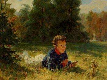 Литературный марафон «Открывая мир Пушкина»