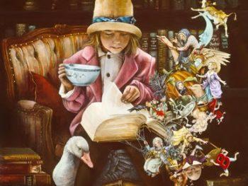 «Любимые сказки Шарля Перро» литературный час