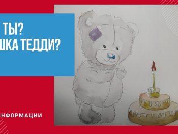 Час информации «Кто ты? Мишка Тедди?»