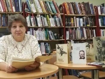 Детский библиотечно-информационный центр имени академика С.П. Королёва принимает участие в акции»Шолоховское слово»
